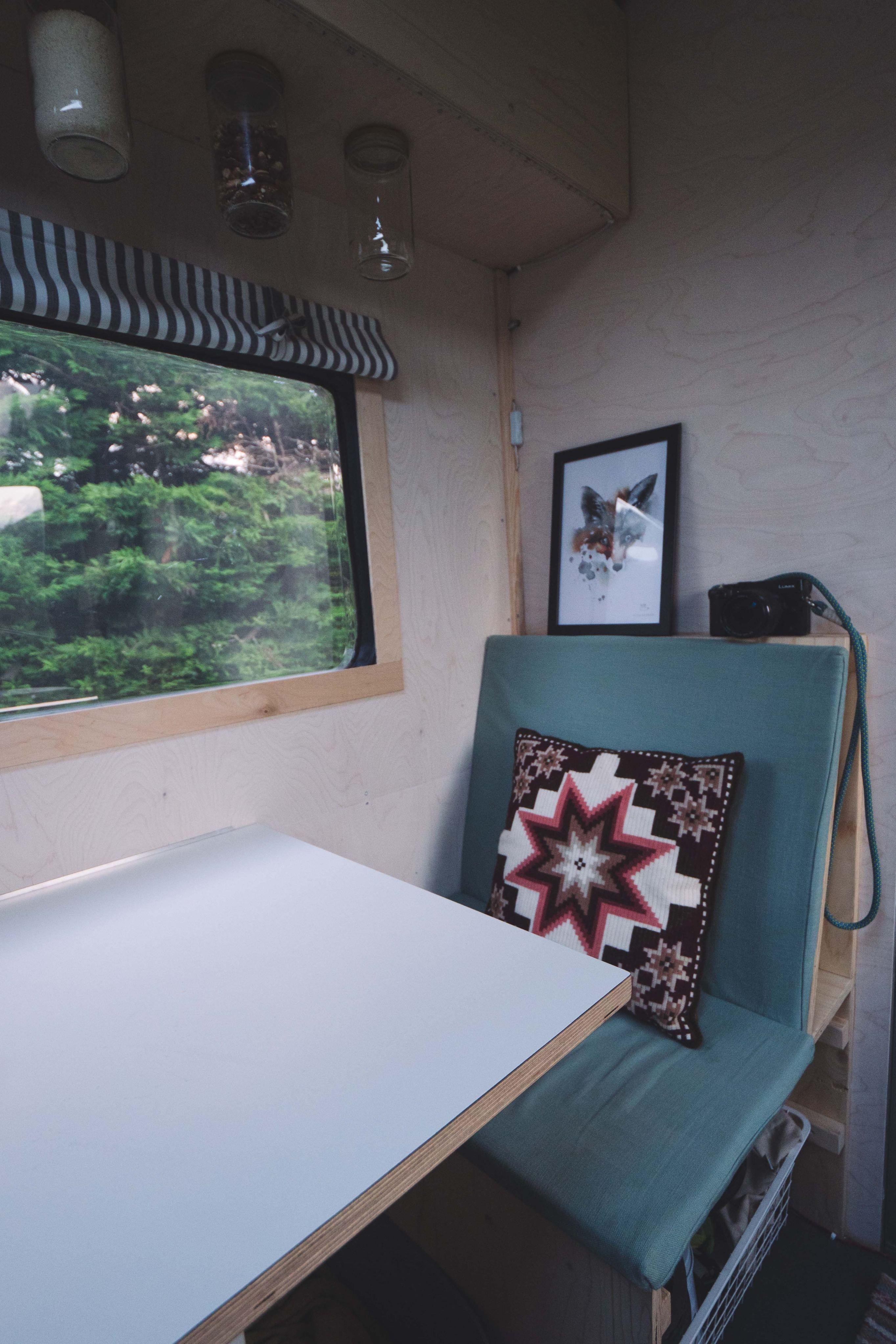 Bedroom interior roof van conversion interior introduction