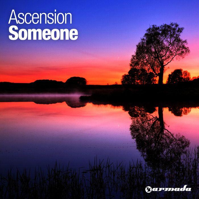 Ascension – Someone (single cover art)