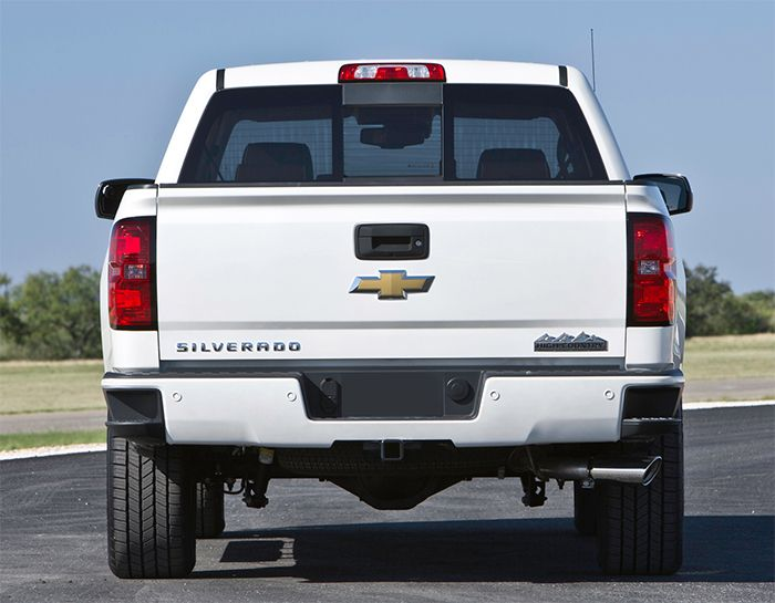 2018 Chevy Silverado 1500 Rumors