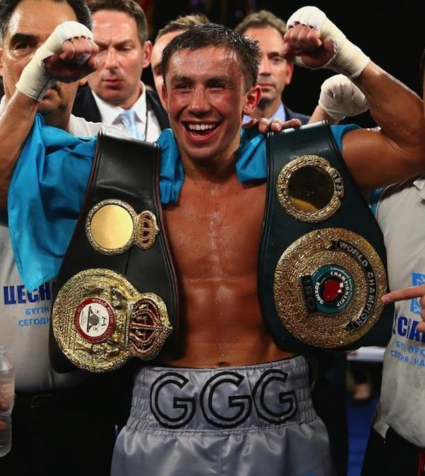Gennady Golovkin, GGG, the next best thing in Boxing! Athletes - best of boxing blueprint meaning