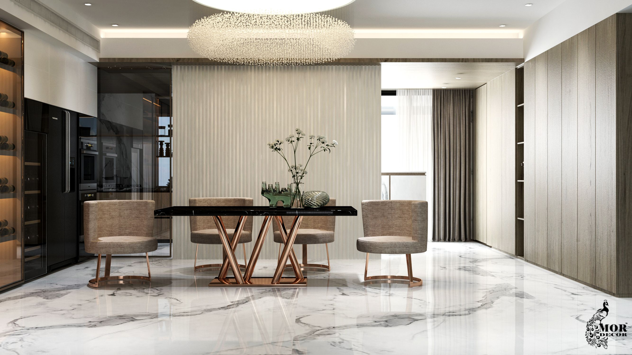 Oreo Dining Chair In 2020 Dining Chairs Luxury Dining Room