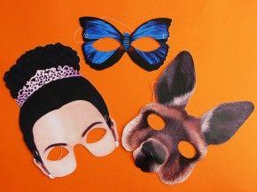 Masks for the Ball