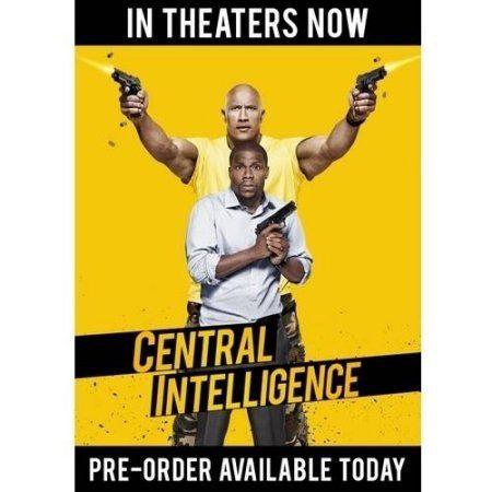 Central Intelligence Stream Hd