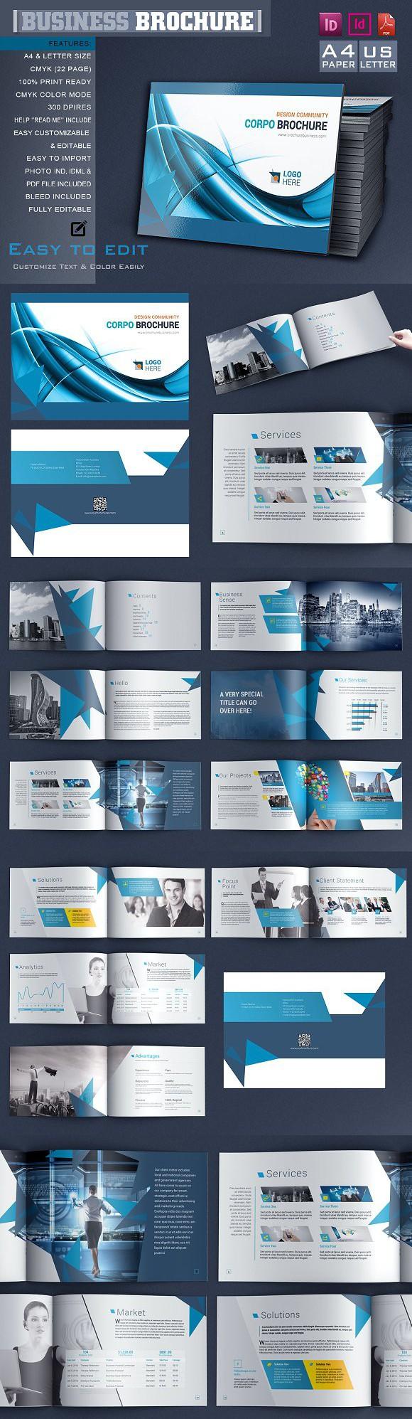 Brochure Brochure Templates Brochure Templates - Workshop brochure template
