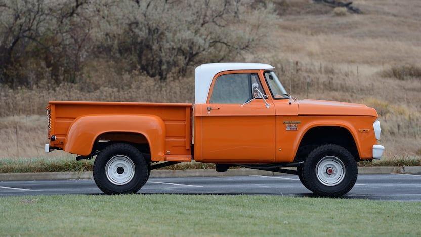 1970 Dodge W100 Power Wagon 19 Power Wagon Dodge Power Wagon Dodge Trucks