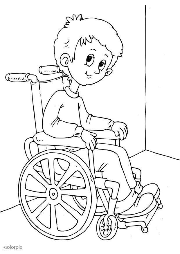 Por Un Mundo Mejor Discapacidad Imagenes Persona Con Discapacidad Colores