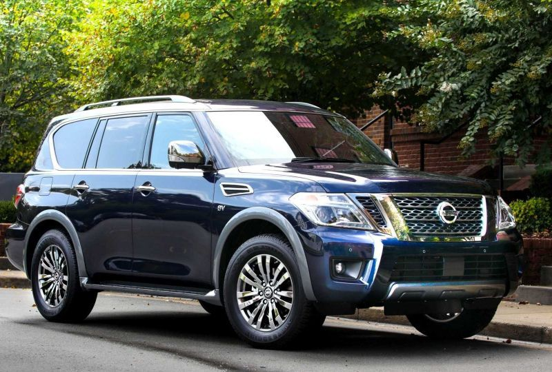 2020 Nissan Armada Redesign Release Date And Price New Car