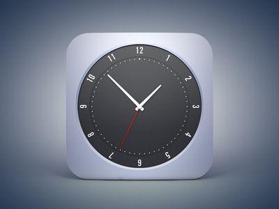 Clock by Nic Louw