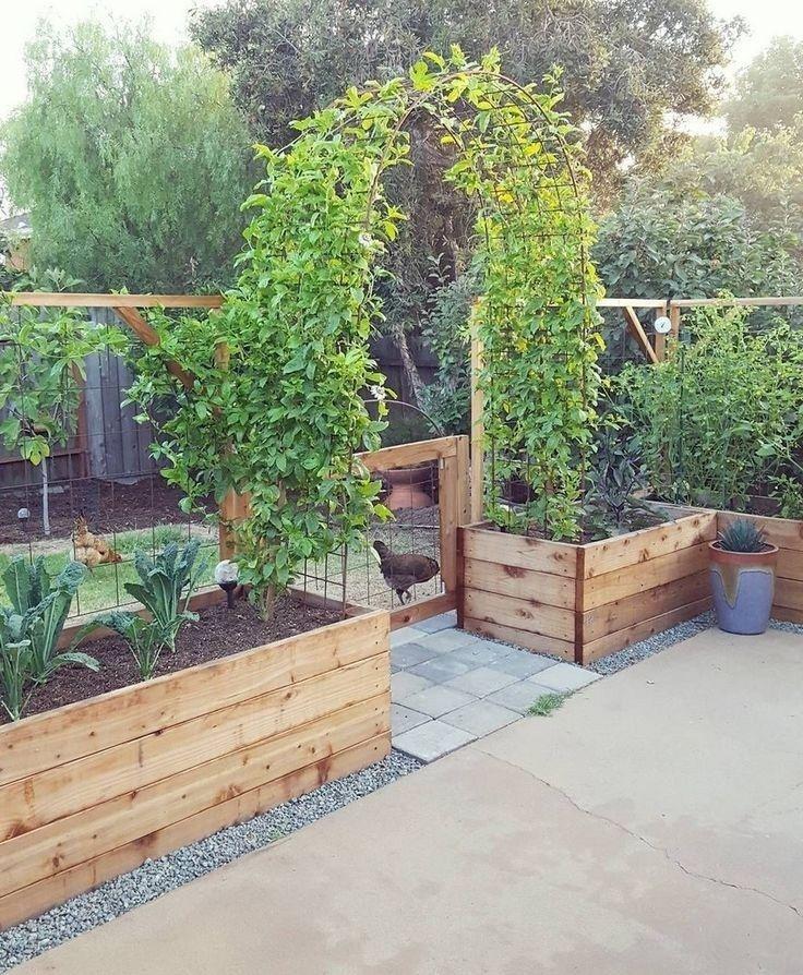 ✔56 vegetable garden design ideas for beginner 40 ~ aacmm.com #gardendesign