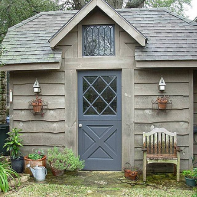 Back Yard Cottage Granny Pods Pinterest Yards