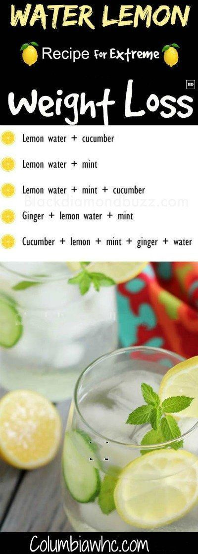 Lemon water and Cayenne Pepper Drink Recipe for Ex