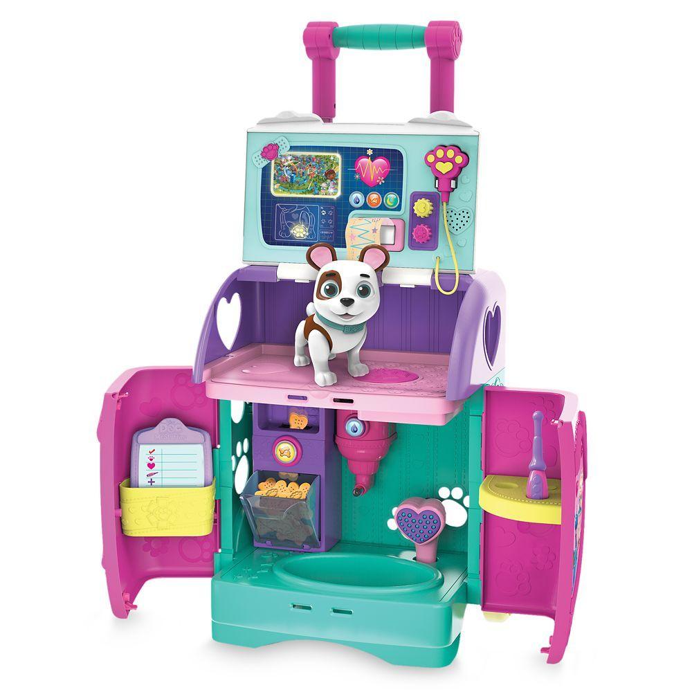 Doc Mcstuffins Pet Rescue Mobile Play Set Doc Mcstuffins Toys Top Christmas Toys Cool Toys