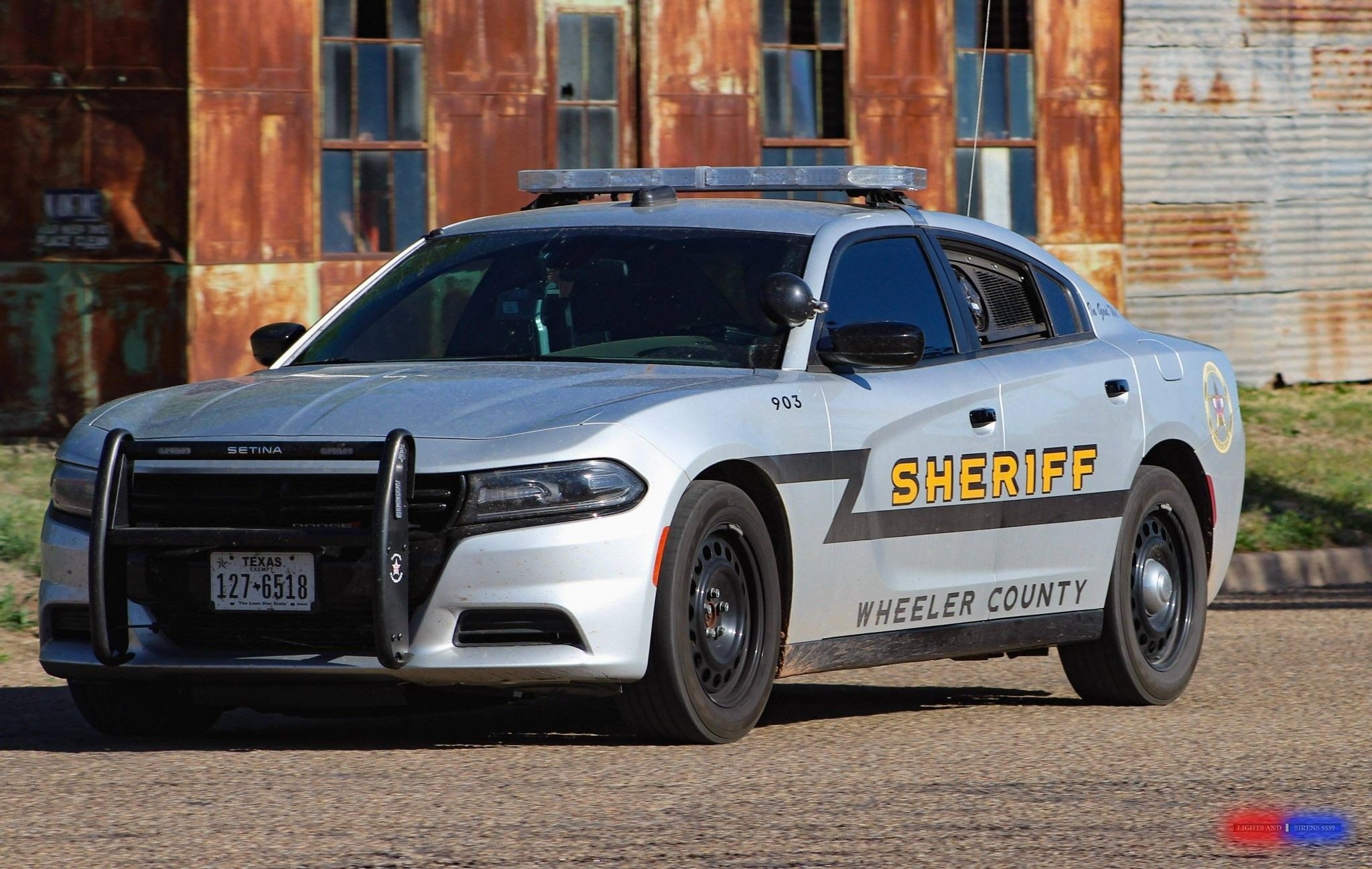 Wheeler County Sheriff S Office 2017 Dodge Charger