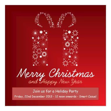 Square Holiday Postcard On Hloom.com Http://www.hloom.com/free Printable  Christmas Flyer Templates/