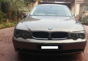 Autotrader Pk Used Bmw 7 Series 745li For Sale In Lahore The Car