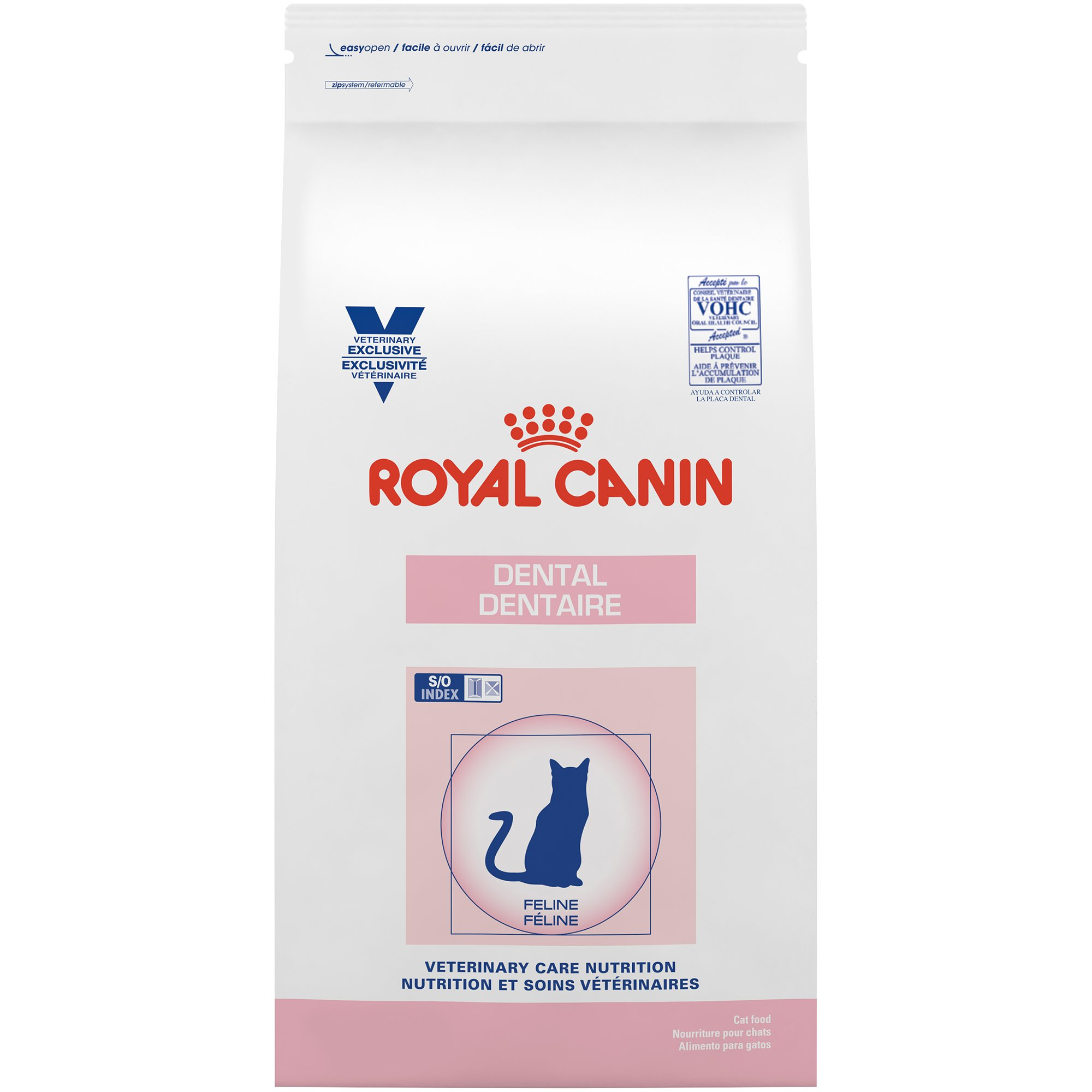 Royal Canin Veterinary Care Nutrition Feline Dental Dry Cat Food