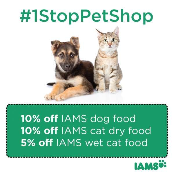 Save With Carthweel Offers On Iams Pet Food At Target
