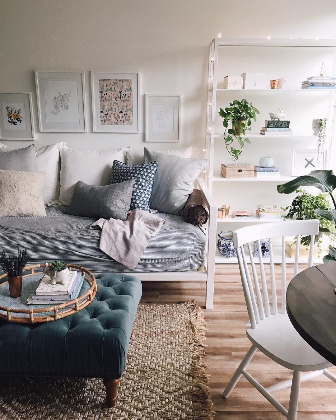 Apartment decorating - neutral colors #apartment ...