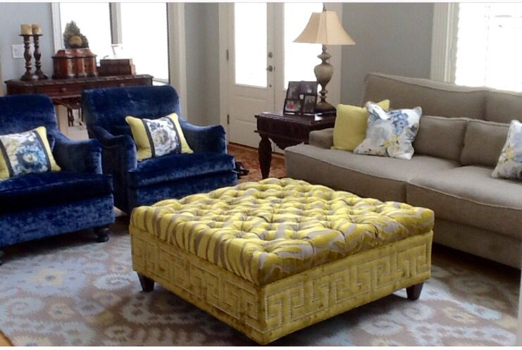 Chairs Sofa And Ottoman By Caux, Home Furniture Beckley Wv