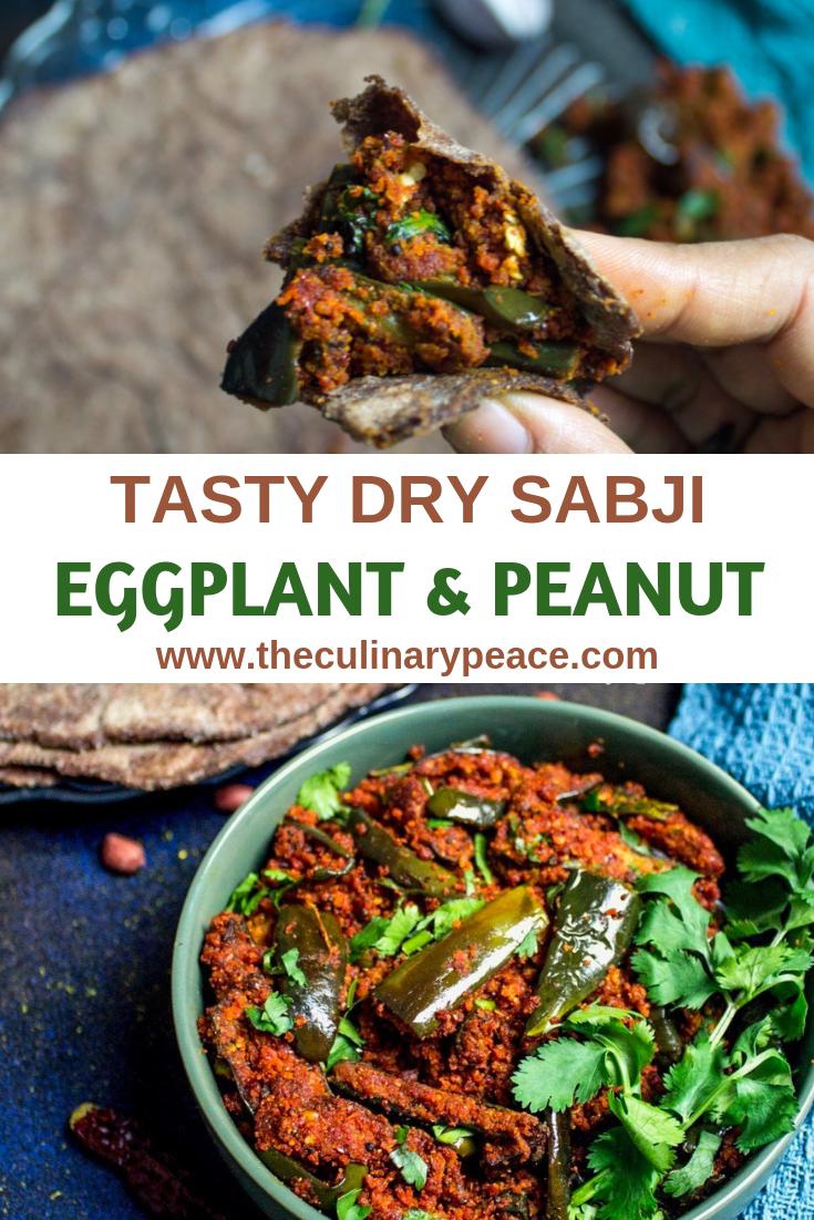 Badanekayi Shenga Palya Eggplant Peanut Dry Sabji Recipe Indian Food Recipes Vegetarian Indian Eggplant Recipes Curry Recipes Indian