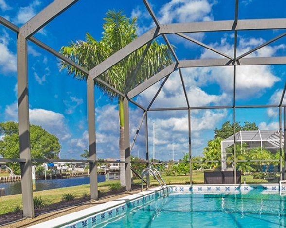 Florida Pool Lanai Rescreening Repair Company Screen Enclosures Florida Pool Lanai