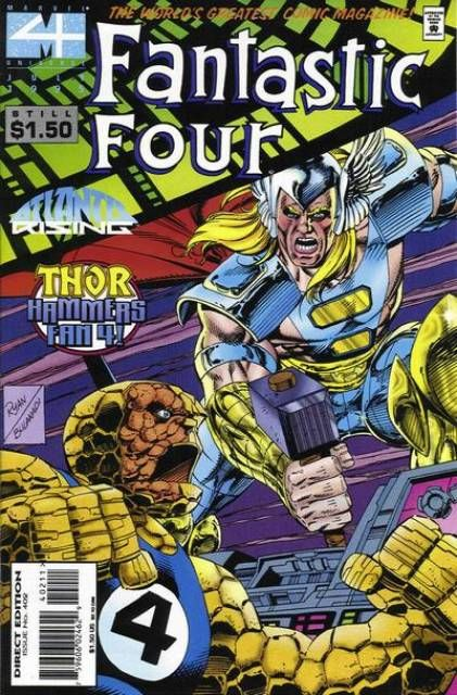 Fantastic Four Volume Comic Vine Marvel Comics Covers Comics Comic Book Collection