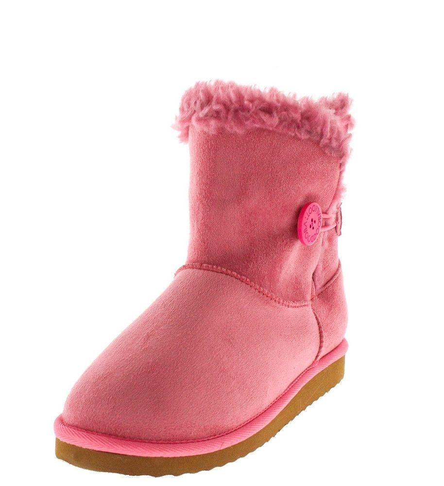 DOOLEY SOFT WARM PINK FASHION BOOTS FROM $12.88 - $27.88