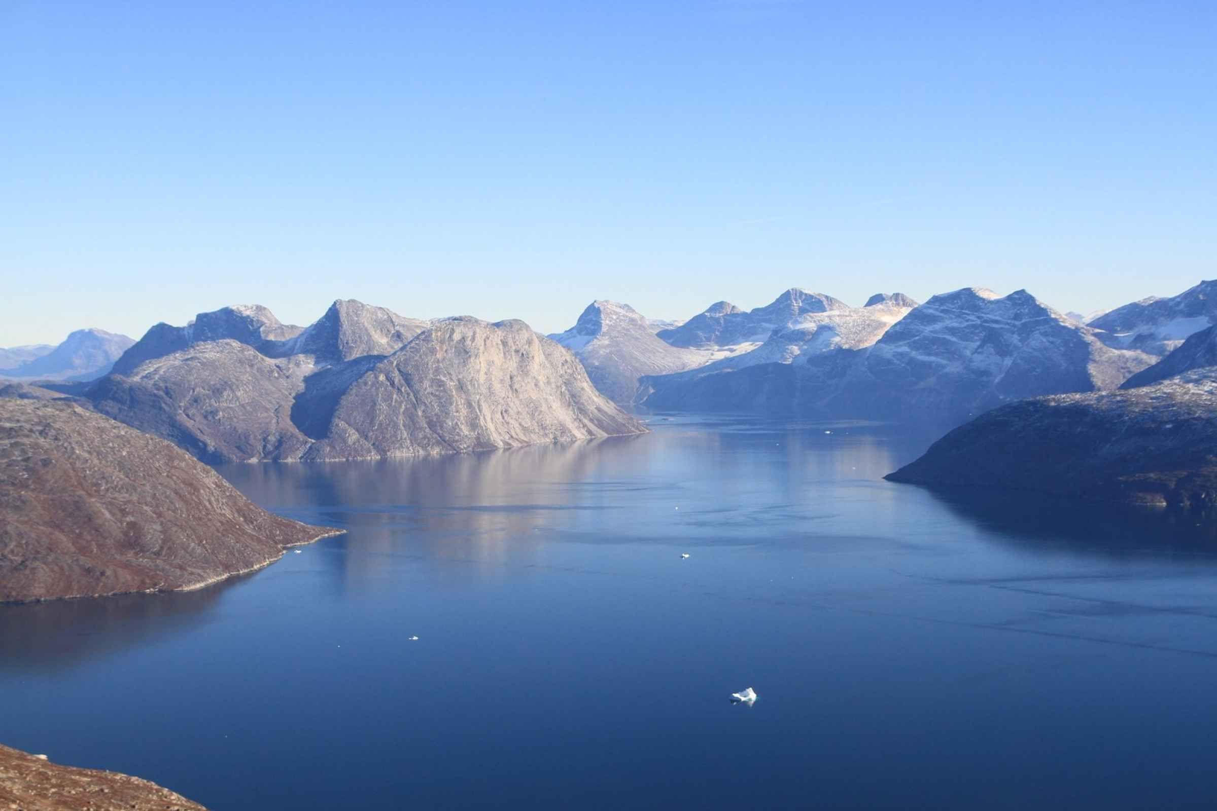 Nuuk, Greenland Efteråret i Nuuk byder på et par plusgrader | Vejret | DR