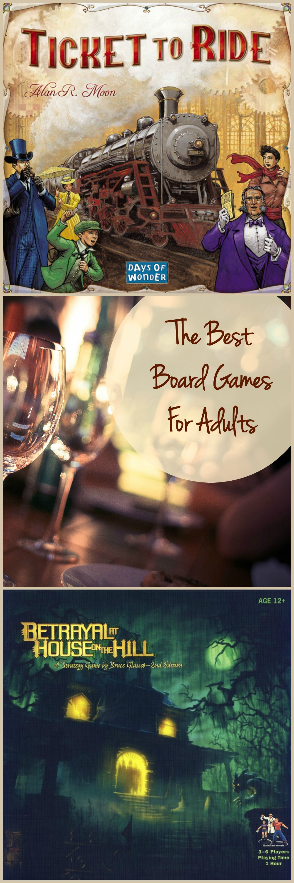 Board games are fun, low-cost way to spend time with friends and family--and I've got recommendations for the some of the best board games out there beyond the classics you already know and love.