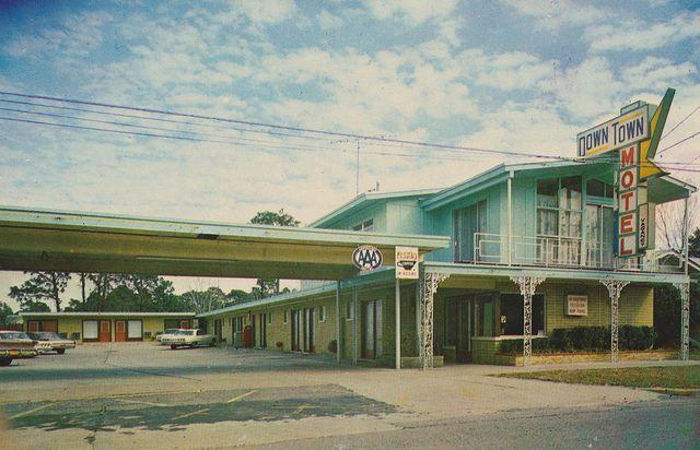Downtown Panama City FL   Downtown Motel - Panama City, Florida   Flickr - Photo…