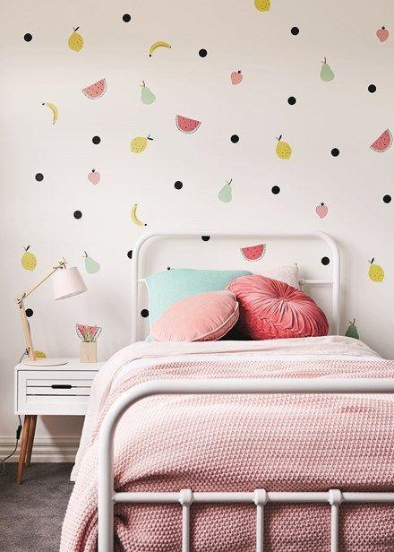 Fantastisch Kinderzimmer Ideen, Kinderzimmer Für Mädchen, Kinderzimmer Einrichten,  Tapeten, Kreative Ideen, Wandgestaltung