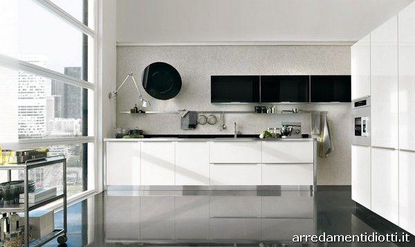 Risultati immagini per le cucine piu belle e funzionali bianche ...