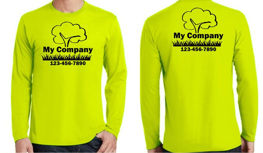 Lawn Care Uniform Landscaping Company