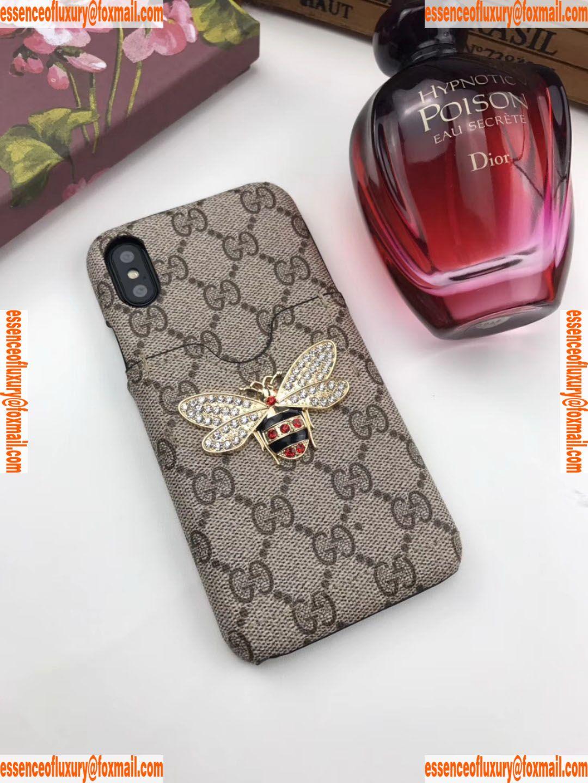 Gucci Gg Iphone Case Gucci Luxury Phone Case A09pp100 Aa77193 Luxury Phone Case Luxury Iphone Cases Phone Cases