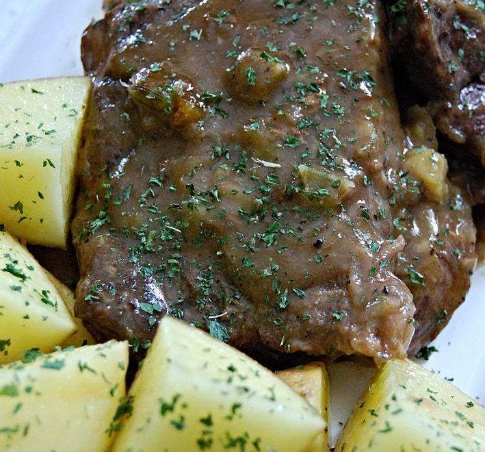 Slow Cooker Round Steak Recipe Tenderized Round Steak Recipes Round Steak Recipes Bottom Round Steak Recipes