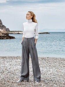 burda style: Damen Hosen Marlenehosen Marlenehose