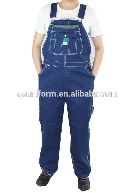 765d768e Overalls Style Men Denim Work Jumpsuit Dungaree Buckles | alibaba ...