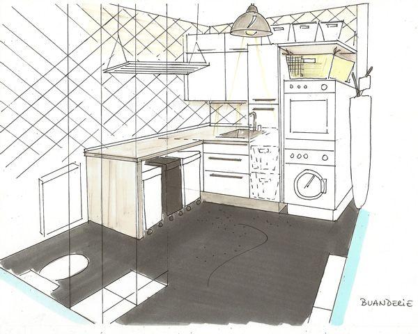 am nagement d 39 une buanderie id es deco maison pinterest am nagement d co maison et formule. Black Bedroom Furniture Sets. Home Design Ideas