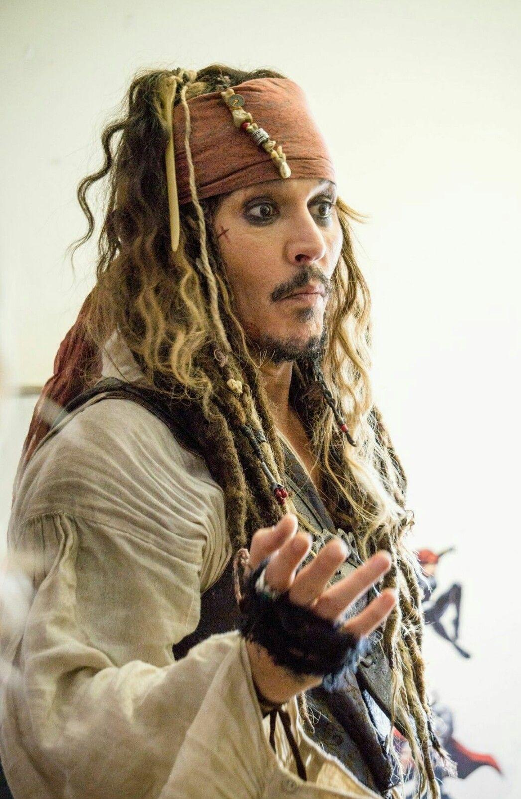 Captain Jack Sparrow Johnny Depp Movies