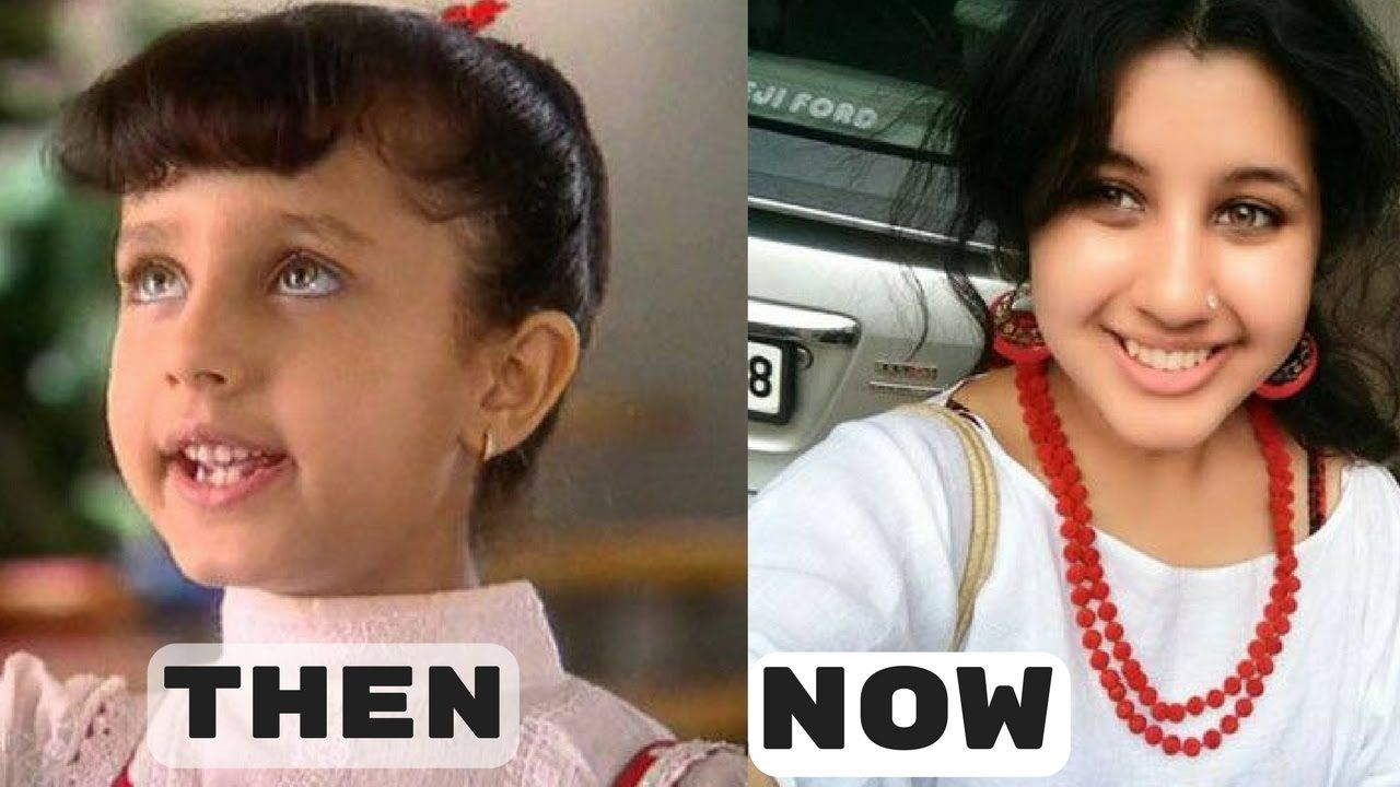 8 Most Popular 90s Child Actors On Indian TV : Then and Now