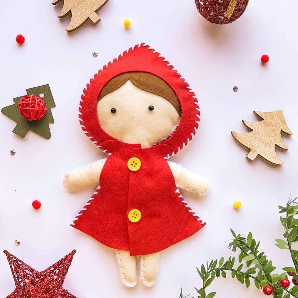 Regali Di Natale Fatti A Mano Dai Bambini Cucito