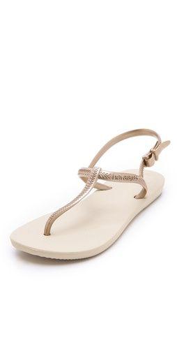 e190ad391c44a2 Havaianas Freedom T-Strap Sandals