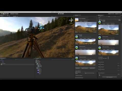 Skyshop Tutorial: Intro to Image-Based Lighting in Unity