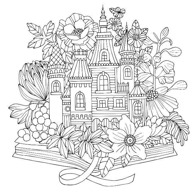 Image Of Dibujos Para Colorear Adultos Antiestres Dibujo Del Doodle ...