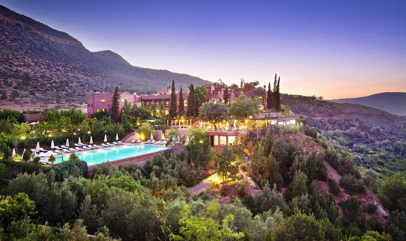 Vous ne devinerez jamais dans quelle région du Maroc se trouve ce paradis sur terre !