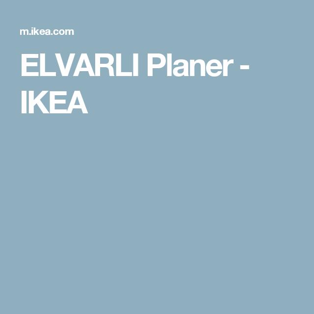 Elvarli planer ikea einrichten und wohnen pinterest - Wandfarben planer ...