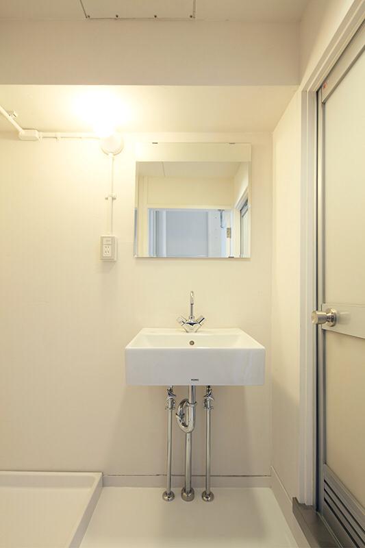 Plan02 風通しの良い一室空間 リビングと個室がひとつながり