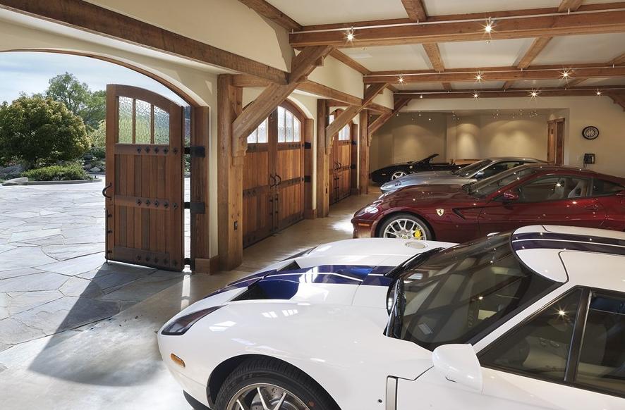 Three Car Garage Plans