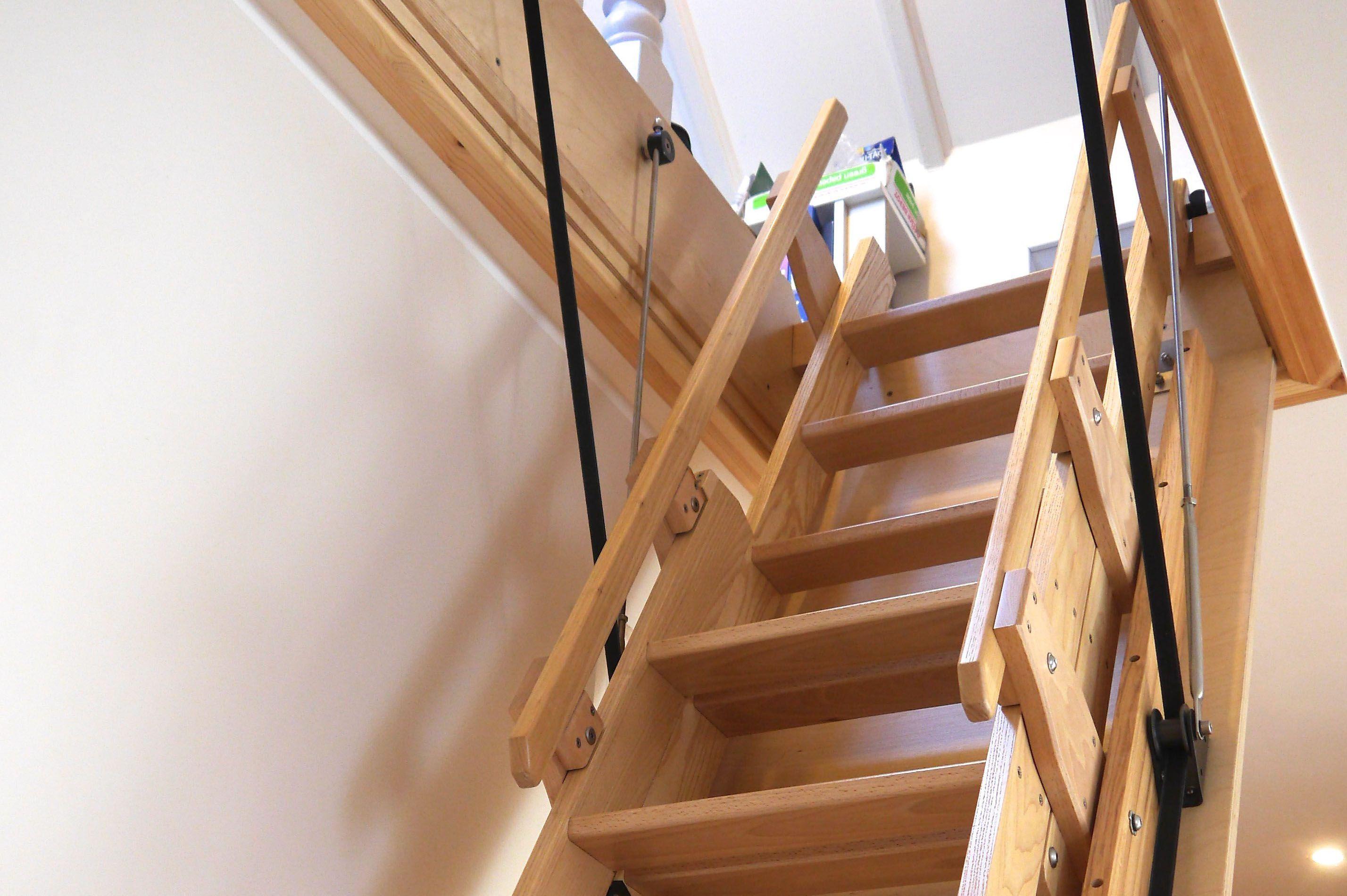 The Electric Loft Ladder Company Stair Installation Loft Ladder Attic Ladder