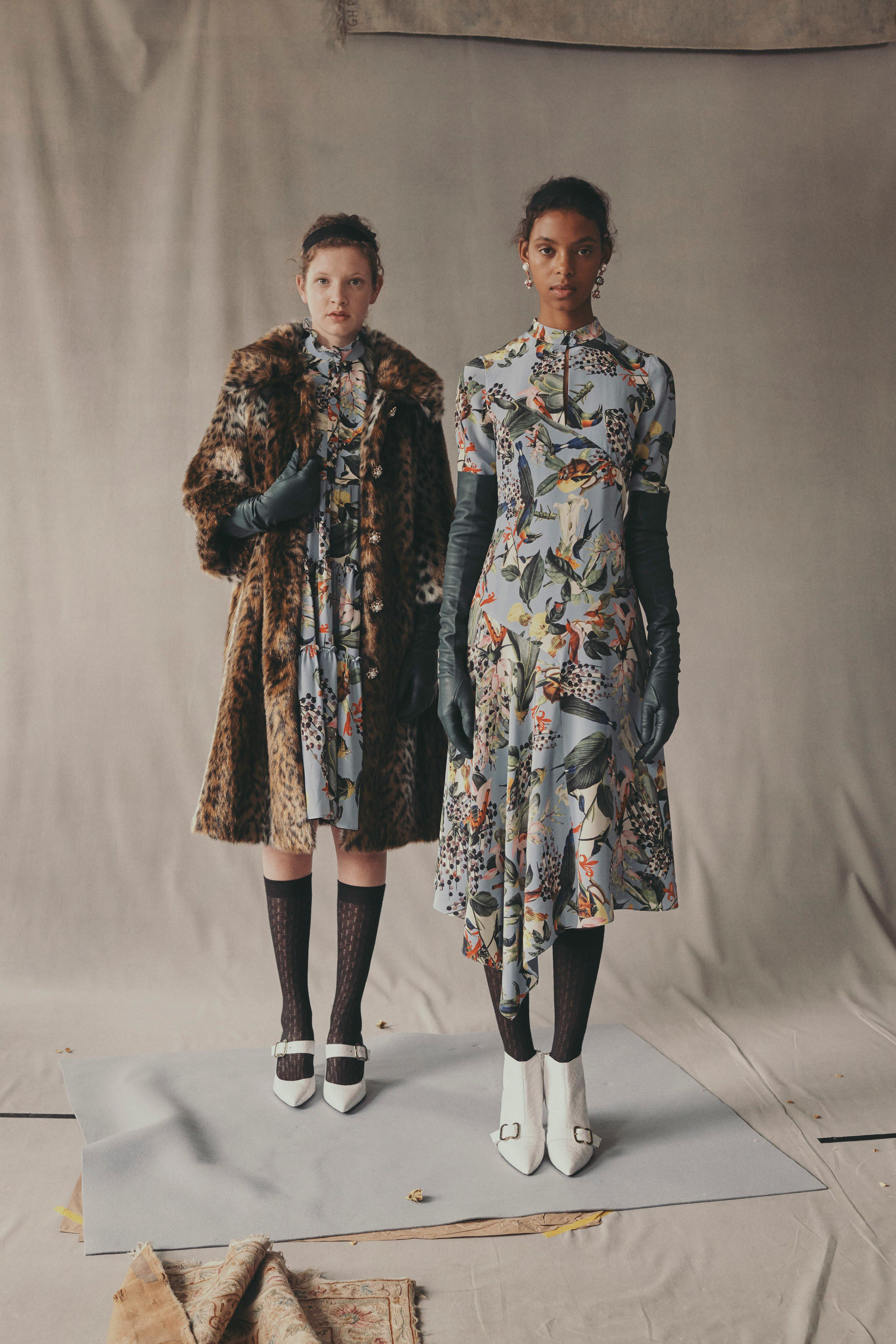 2019 year for girls- Spring pre erdem collection review